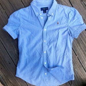 Polo Ralph Lauren Girls Button Down